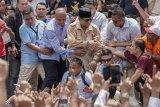 Prabowo-Sandi: survei PolMark tunjukkan mayoritas masyarakat tidak pilih petahana