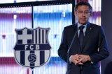 Barcelona membantah rumor gunakan medsos untuk serang legendanya