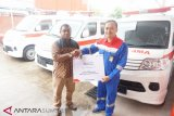Pertamina bantu Bangka Belitung tiga unit ambulance