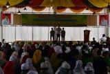 Syukuran Tiga Tahun Kepemimpinan Irdinansyah Tarmizi-Zuldafri Darma diramaikan anak yatim
