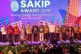 Parigi Moutong raih nilai B penghargaan SAKIP Award