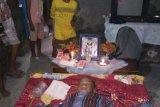 Dua siswa SD tewas tengelam di Cekdam Kampung Sabu