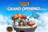 Game Brown Stories menampilkan karakter menggemaskan dalam Line