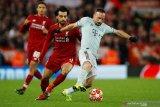 Bayer Munich tahan imbang Liverpool di Anfield