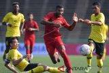 Marinus senang borong gol saat laga lawan Kamboja, berharap di semifinal kian siap