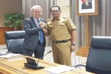 DKP Kalteng jalin kerjasama dengan FAO kembangkan beje dan arwana banjar