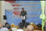 Ombudsman diharapkan dapat menjembatani pengaduan masyarakat Sumsel