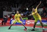 Minions dan Ginting absen di Kejuaraan Asia Beregu
