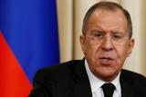 Menteri Luar Negeri Rusia memuji ikrar persatuan Palestina