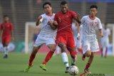 Marinus ingin kembali ke Timnas Indonesia setelah pulih