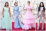 Warna pastel dominasi red carpet Oscar