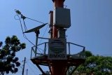 BMKG uji coba sirine peringatan dini tsunami di Cilacap