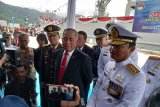 KRI Teluk Lada, kapal angkut tank kedua yang dibangun di Lampung