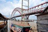 Jembatan Musi VI akan rampung 2020