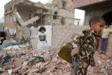 Unicef: di Yaman 1,2 juta anak hidup di daerah konflik