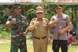 Pemkab Muratara apresiasi TNI membangun desa di Nibung