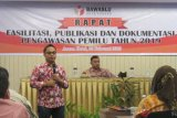 Bawaslu : pelanggaran alat peraga masih terjadi di Padang