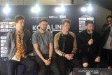 Kodaline akan gunakan gitar Rian d'Masiv saat tampil di Jakarta