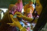 Warga Pulau Rupat Dapat Pengobatan Gratis Dampak Karhutla