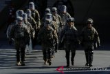 Atasi imigran, Pentagon akan kirim 300 tentara ke perbatasan dengan Meksiko