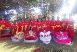 Papua Golden Tiger rekrut anak asli Papua jadi pemain barongsai