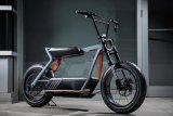 Harley Davidson garap sepeda motor listrik
