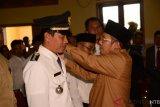 Bupati Lombok Utara lantik 133 birokrat penerima mandat
