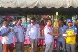 Gerindra Malaysia gelar turnamen sepak bola antar WNI