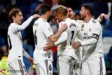 Mariano Diaz berhasil bawa Madrid taklukan Villarreal