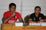 Rizky Pellu minta dukungan suporter kalahkan Kalteng Putra