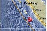 52 aftershocks recorded following Saturday's 6.0 magnitude quake in Mentawai of West Sumatra
