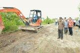 Pemprov Bantu Perbaikan Jalan UPT Sepunggur