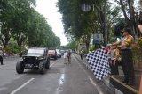Polda Sulteng gandeng IOF meriahkan millenial road safety festival
