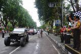 Adventure millenial safety road