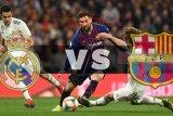 El Clasico, Barca vs Madrid, resmi dipindahkan ke 18 Desember