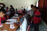 Bawaslu: KPU Kota Jayapura mulai lipat surat suara