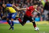 Milan rampungkan peminjaman Diogo Dalot dari Manchester United