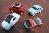 Mobil-mobil klasik mungil simpan sejarah