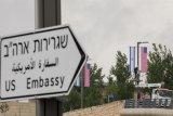 AS Gabungkan Konsulat Palestina dan Kedubes Israel
