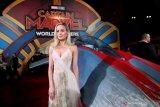 Trailer 'Captain Marvel'  yang mulai tayang hari ini