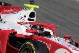 Sean Gelael sudahi balapan perdanya di Bahrain