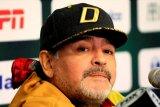 Alasan kesehatan, Maradona tinggalkan Meksiko