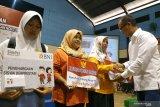 Anak penerima program PKH berprestasi internasional