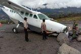 Pesawat Dabi Air ditembak KKB
