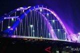 Dua tersangka korupsi Jembatan Waterfront City di Kampar ditahan KPK