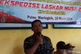 TNI AL memotivasi anak-anak kepulauan di NTB menjadi marinir