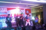 KPU gelar festival band di Pemilu Ekspo