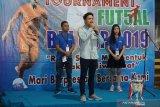 40 grup ikuti Turnamen Futsal BRI Cup 2019