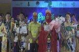 Rian dan Ayu terpilih menjadi Duta Pariwisata Kapuas tahun 2019