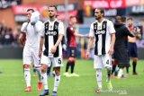 Juventus derita kekalahan pertama di liga Italia